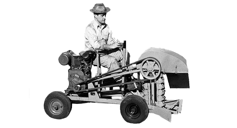 first-trencher